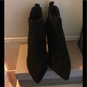 Black booties new